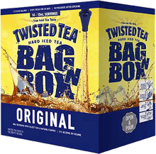 Boston Beer Company Twisted Tea Hard Iced Tea 