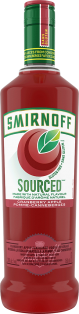 Smirnoff Sourced Cranberry Apple Vodka 750 ml