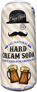 Crazy Uncle Hard Cream Soda