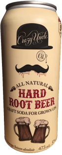 Crazy Uncle Hard Root Beer 473 ml