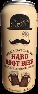 Crazy Uncle Hard Root Beer 473 ml