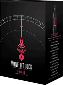 Wine O' Clock Shiraz 3 Litre