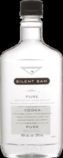 Silent Sam Vodka 375 ml