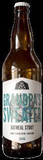 Barn Hammer Brewing Grandpa's Sweater Oatmeal Stout  650 ml