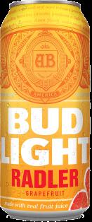Bud Light Radler 473 ml
