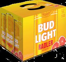Bud Light Radler 12 x 355 ml