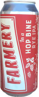 Farmery In A Hop Bine Rye IPA 473 ml