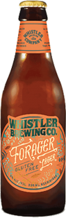 Whistler Brewing Forager Gluten Free Lager 330 ml