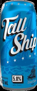 Garrison Brewing - Tall Ship Amber Ale 473 ml