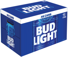 Bud Light 48 x 355 ml