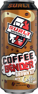 Surly Brewing Coffee Bender Ale