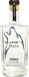 Wolfhead Vodka 750 ml
