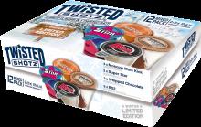 Twisted Shotz 'Winter Edition' Shotz Box Gift Pack 12 x 30 ml