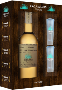 Casamigos Reposado Tequila Gift Pack 750 ml