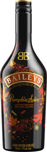 Baileys Pumpkin Spice Irish Cream Liqueur 750 ml