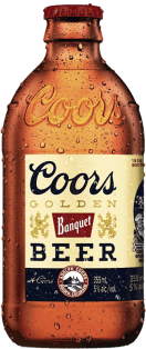 Coors Banquet Stubby Lager 355 ml