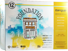 Torque Foundation American Pale Ale 12 x 355 ml