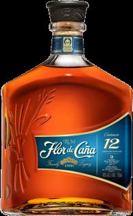 Flor de Cana Centenario 12 Rum 750 ml