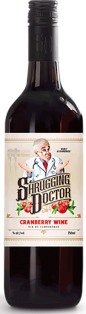 Shrugging Doctor Cranberry Wine 750 ml