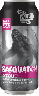 Old Yale Brewing Sasquatch Stout 473 ml