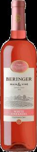 Beringer Main & Vine White Zinfandel 750 ml