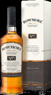 Bowmore No 1 Single Malt Islay Scotch 750 ml