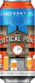 Critical Point Pale Ale Category 12 Brewing