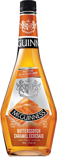 McGuinness Butterscotch Liqueur 750 ml