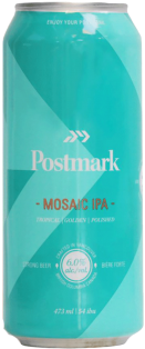 Postmark Brewing Mosaic IPA