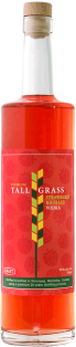 Capital K Distillery Tall Grass Strawberry Rhubarb Vodka 750 ml