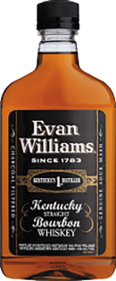 Evan Williams Kentucky Straight Bourbon Whiskey 200 ml