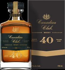 Canadian Club 40 Year Whisky 750 ml