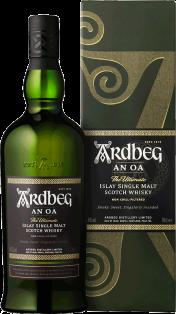 ARDBEG AN OA SINGLE MALT SCOTCH WHISKY 750 ml