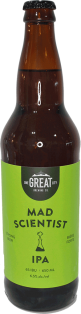One Great City Brewing Mad Scientist Eye PA