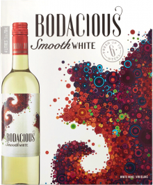 Bodacious Smooth White 4 Litre