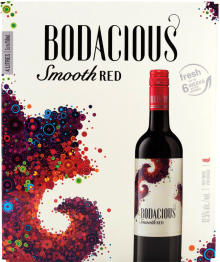 Bodacious Smooth Red 4 Litre