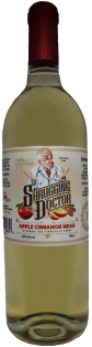 Shrugging Doctor Apple Cinnamon Mead 750 ml