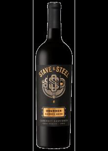 Stave & Steel Bourbon Barrel Aged Cabernet Sauvignon 750 ml