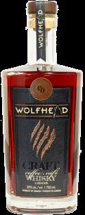 Wolfhead Coffee Whisky Liqueur 750 ml