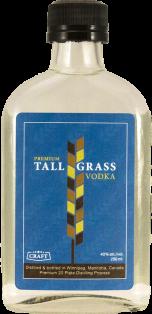 Capital K Distillery Tall Grass Vodka 200 ml