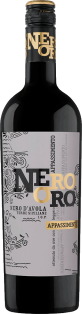 Nero D'Avola Appassimento Nero Oro 750 ml