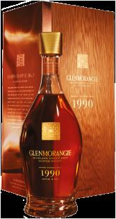 GLENMORANGIE GRAND VINTAGE 1990 SINGLE MALT SCOTCH WHISKY 750 ml