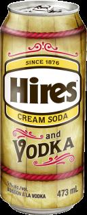 Hires Cream Soda 473 ml