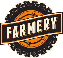 Farmery Estate Brewing Localishish IPA Howler 946 ml
