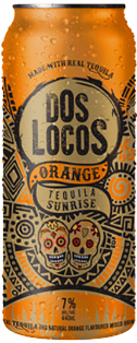Dos Locos - Tequila Sunrise 440 ml