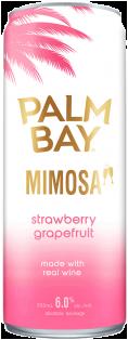Palm Bay Strawberry Grapefruit Mimosa 6 x 355 ml