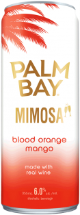 Palm Bay Blood Orange Mango Mimosa 6 x 355 ml