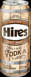 Hires Root Beer Soda 473 ml