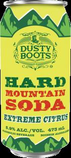 Dusty Boots Mountain Soda 473 ml