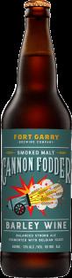 Fort Garry Brewing Cannon Fodder Barley Wine 650 ml